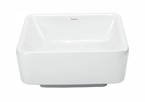 Poppy N countertop-basins-white-colour-C0485